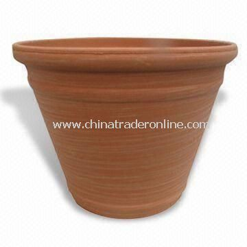 12/14-inch Garden Planter with Nontoxic and Eco-friendly Features, Various Colors are Available from China