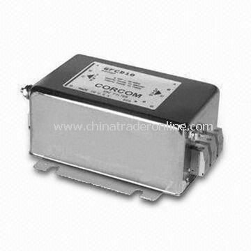 3-phase Delta External Power Line Filter for Frequency Converters with 20 to 60A Current