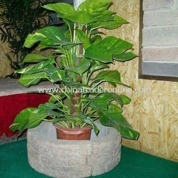 Artificial Stone with 42.5cm Length, Cultured, Suitable for Garden Decoration from China
