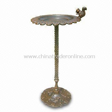 Bird Feeder, Made of Iron and Aluminum, Measuring 13 x 29 Inches from China