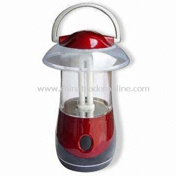 Camping Lantern, Use 4 x D Batteries, Made of ABS