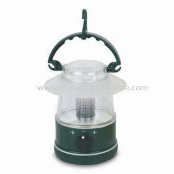 Camping Lantern Light, Made of ABS Material, Various Colors are Available