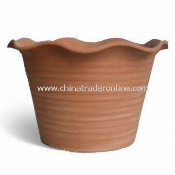 Eco-friendly Garden Planter, Measures 10 x 6 x 6.1-inch, Various Colors are Available from China