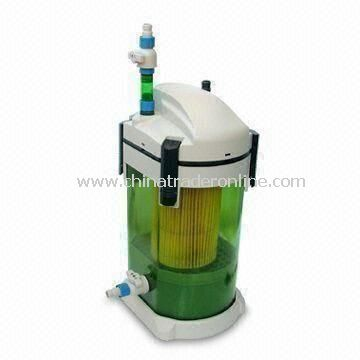 Filter, Multifunction External Filter, Suitable for Marines and Sweet Water