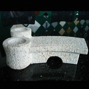 Garden Planter, Made of Marble or Granite, Other Garden Products Made of Natural Stone are Available from China