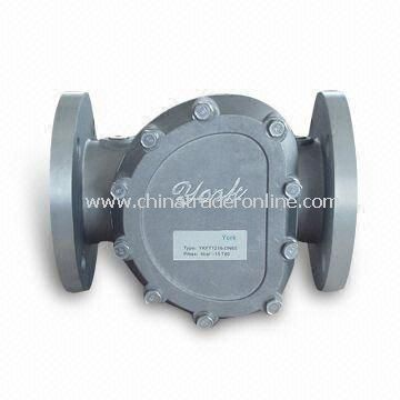 Gas Filter, Available with 4bar Maximum Pressure from China