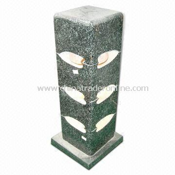 Landscape Light with River Stone Color, Suitable for Garden Decoration from China