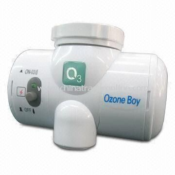 Ozone Generator/Water Purifier/Filter with 0.13 to 0.45MPa Mains Rated Pressure
