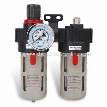 Pneumatic Regulator, Air Source Treatment, Filter, with Assurance Pressure as 15 from China