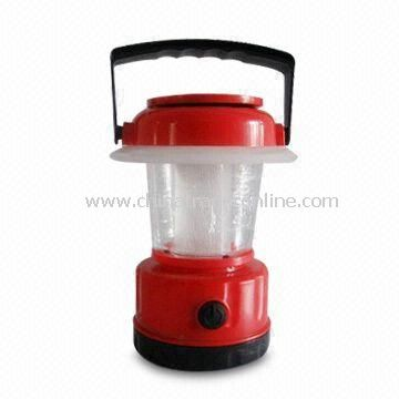Solar Lantern/Camping Lamp/Hand Light with 3 to 8hrs Operating Time, Made of PS or ABS from China