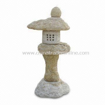Stone Lantern, Natural and Elegant, Suitable for Garden Decoration