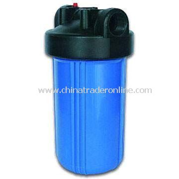 Water Filter, Thicker Housing and Rib Design Can Withstand Much Pressure