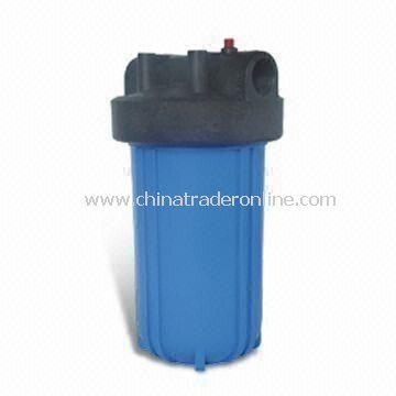 Water Filter Housing, Measuring 10 Inches, Made of PP Material, with 220PSI Failure Test Pressure from China