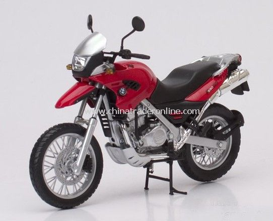 1:12 die cast motocycle