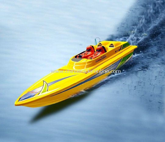 1:16 Electric Super Cyclone RC Racing Speed Boat