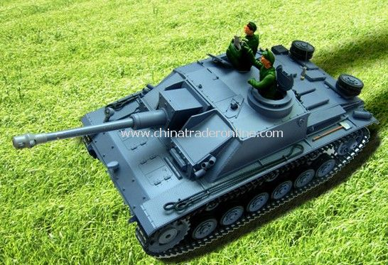 1:16 RC combat Tank with Smoking,Infrared shooting and flashing(when hit)