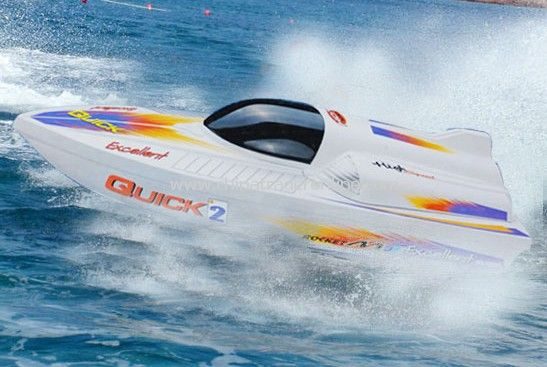1:20 Scale Rocket RC Electric Boat Ready to Run!!