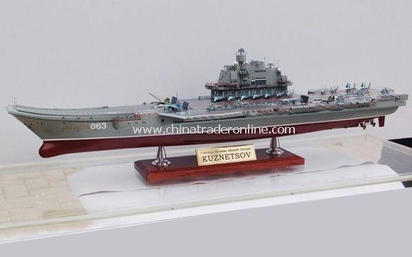 1:350 scale ship - Kuznetsov