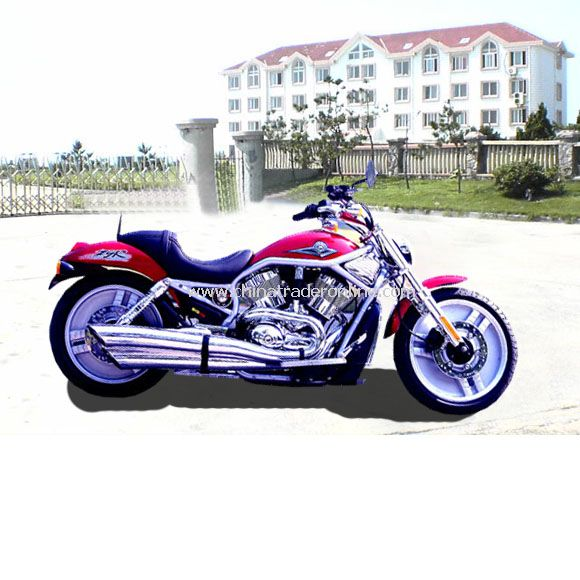 1:4 Harley Davidson Style RC Motorbike