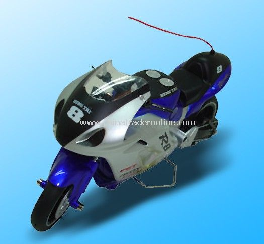 1:8 scale RC Motorcycle
