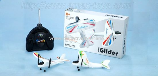 2 CH RC Airplane from China