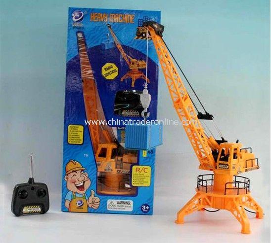4ch RC Tower Crane