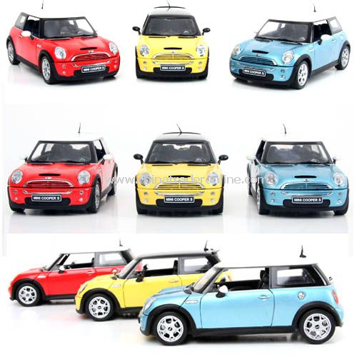 Diecast car from China