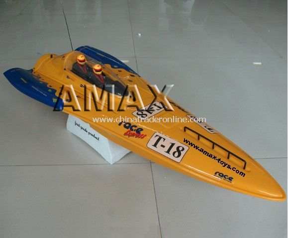 high speed rc Swiftly boat - T-18 from China
