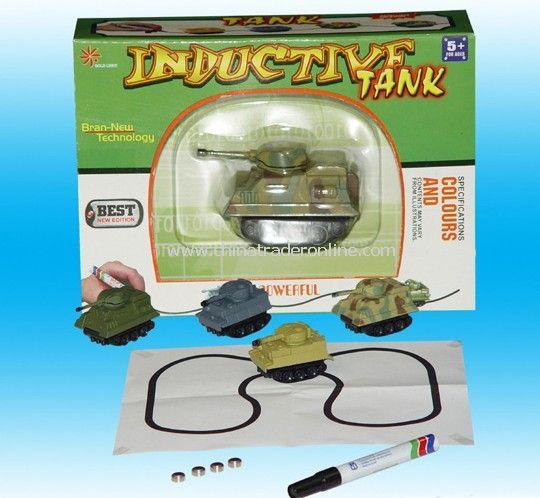 Inductive tank