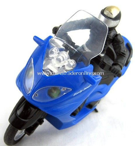 Infrared RC Motorbike
