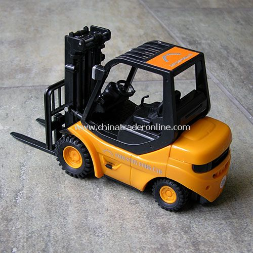 Mini RC Construction Forklift