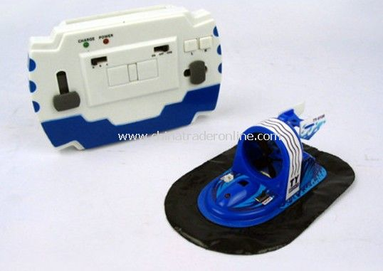Mini rc hovercraft from China