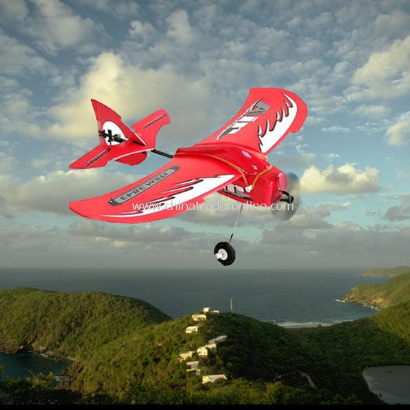 R/C Airplane Butterfly