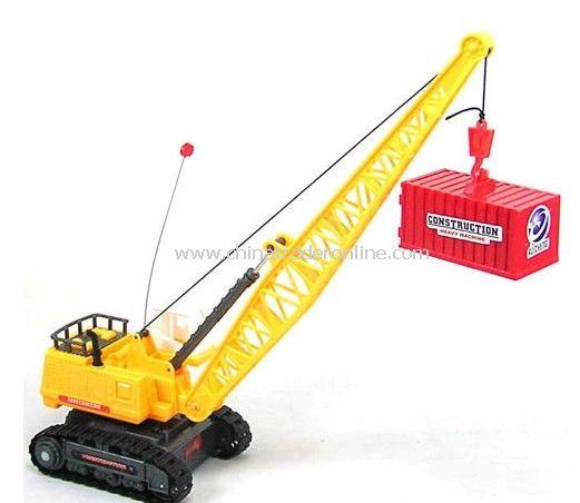 RC crawler cranes