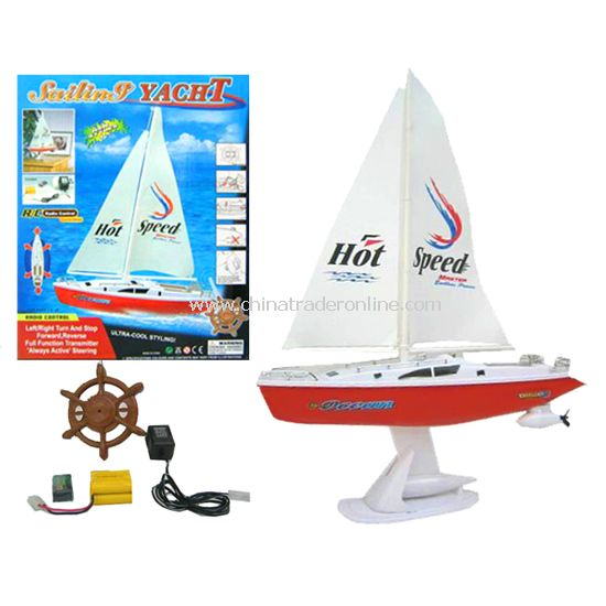 RC Electric Boats