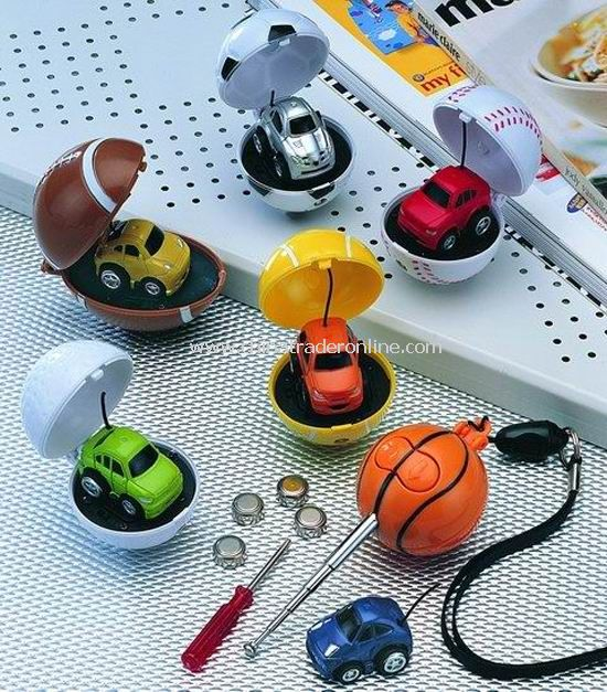 RC Mini Ball Vest-Pocket CAR