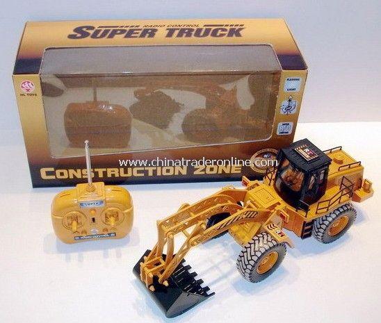 RC Mini Construction Truck
