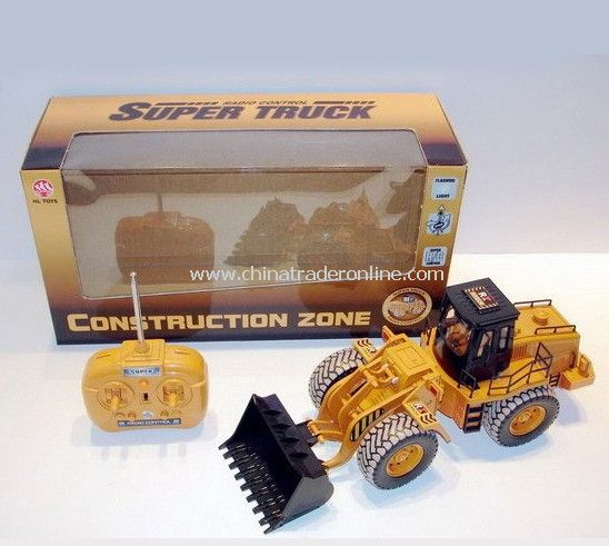 RC Mini Construction Truck