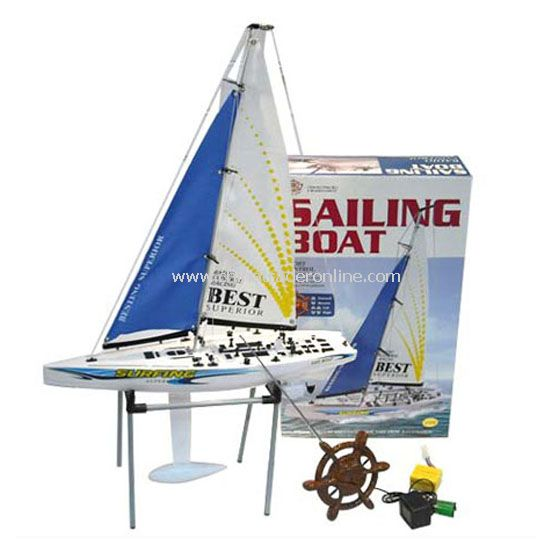 RC Sailing Boat from China