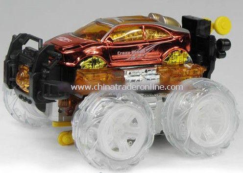 RC stunt car