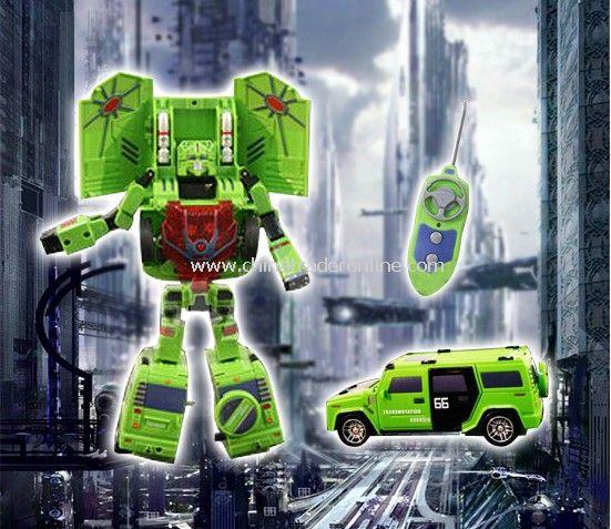 RC transformer - King Kong