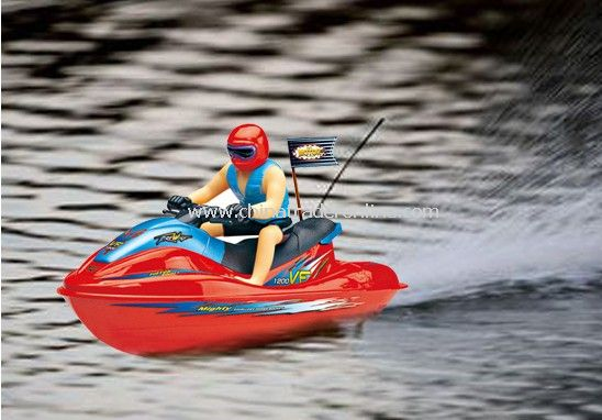 RC Wave Runner Personal Watercraft RTR Electric Boat from China
