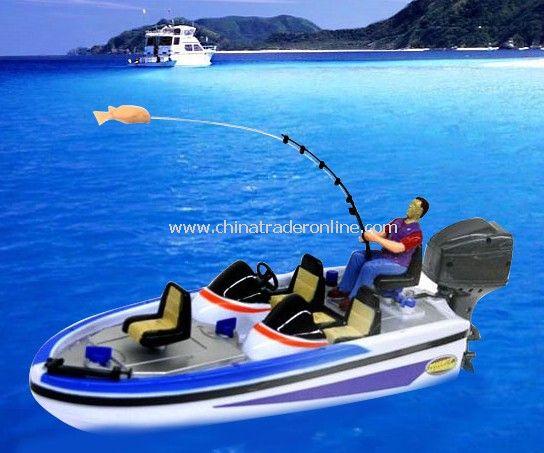 Wholesale remote control rc boat buy discount remote for Remote control fishing boats