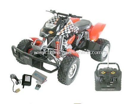 six channel RC ATV