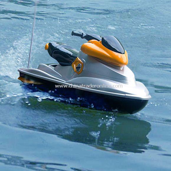 Super Power EP Speed Motorboat