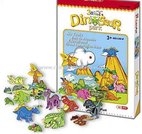 Dinosaur Park (10 big dinosaurs)