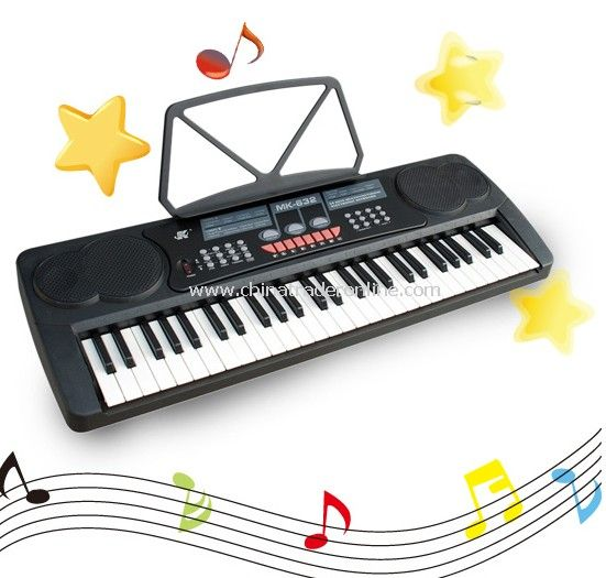 Multi-functional type electronic keyboard