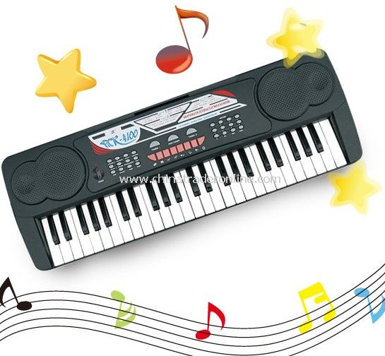Multi-functional type electronic keyboard