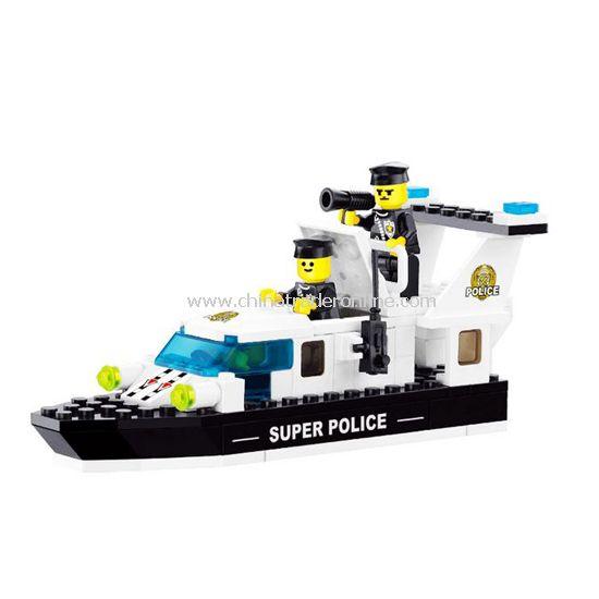 COAST GUARD toy bricks, building blocks