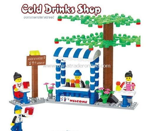 COLD DRINKS SHOP